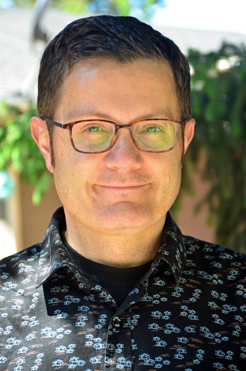 Writer Dave Seminara